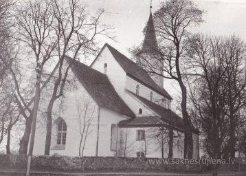 Rūjienas Sv. Bērtuļa ev. luteriskā baznīca