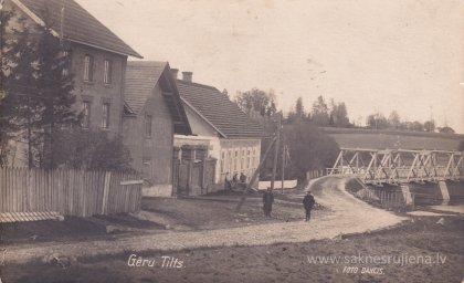 Tilti Rūjienā