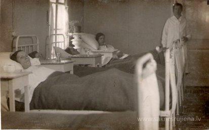 Rūjienas slimnīca līdz 1945.gadam - Foto №255