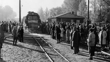 Rūjienai 100. 70.gadi - Foto №638