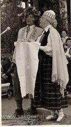 Līgo svētki Rūjienā 1967.gadā - Foto №329