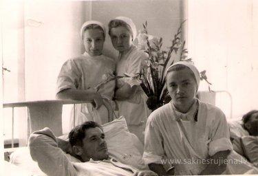 Rūjienas slimnīca līdz 1945.gadam - Foto №266