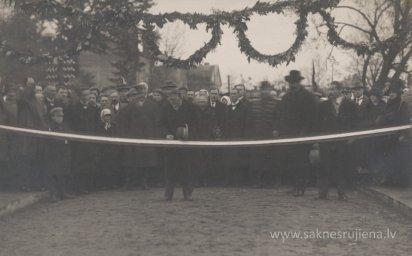 Rūjienai 100. 20.gadi - Foto №455