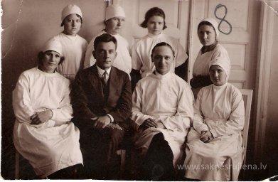 Rūjienas slimnīca līdz 1945.gadam - Foto №252
