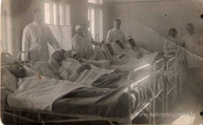 Rūjienas slimnīca līdz 1945.gadam - Foto №259