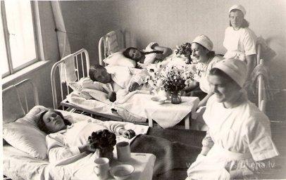 Rūjienas slimnīca līdz 1945.gadam - Foto №253