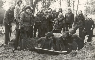Rūjienai 100. 70.gadi - Foto №630