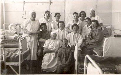 Rūjienas slimnīca līdz 1945.gadam - Foto №258