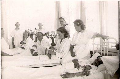 Rūjienas slimnīca līdz 1945.gadam - Foto №254