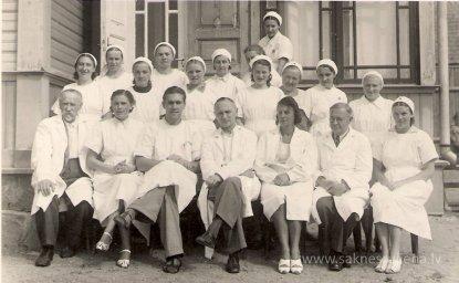 Rūjienas slimnīca līdz 1945.gadam - Foto №262