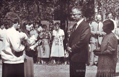 Rūjienai 100. 90.gadi - Foto №710