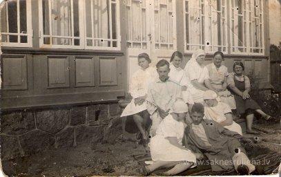 Rūjienas slimnīca līdz 1945.gadam - Foto №257