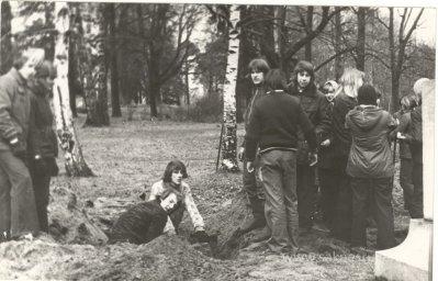 Rūjienai 100. 70.gadi - Foto №631