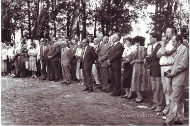Rūjienai 100. 90.gadi - Foto №709