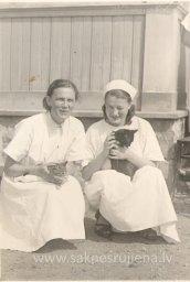 Rūjienas slimnīca līdz 1945.gadam - Foto №267