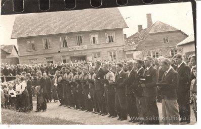 Rūjienai 100. 30.gadi - Foto №488