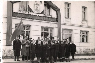 Rūjienai 100. 50.gadi - Foto №593