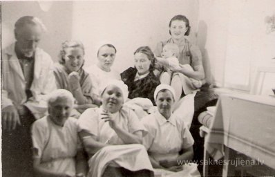 Rūjienas slimnīca līdz 1945.gadam - Foto №270
