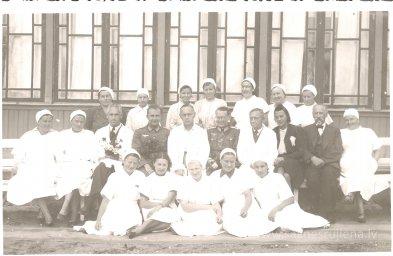 Rūjienas slimnīca līdz 1945.gadam - Foto №263
